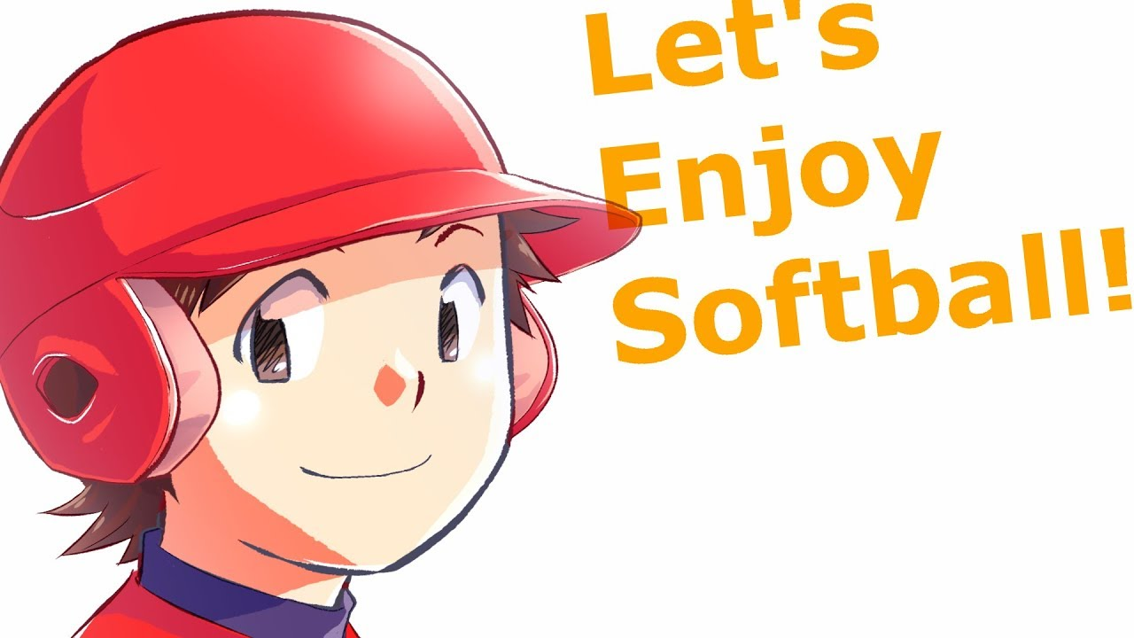 【Live2D_2017 】 Let's Enjoy Softball!