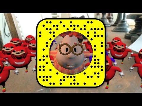Snapchat new filter reddit