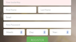 how to create a registration form in html from dreamweaver bangla tutorial2015