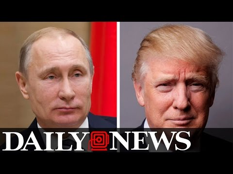 Trump And Putin Discuss Meeting In Person During Phone Call