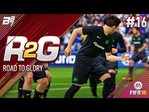 ROAD TO GLORY! FIRST FUT CHAMPIONS WEEKEND LEAGUE GAMES! #16 | FIFA 18 ULTIMATE TEAM