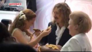 Свадьба Игоря Николаева