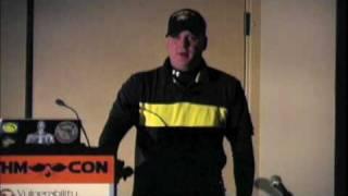 Shmoocon - DIY Hard Drive Diagnostics and Data Recovery 1