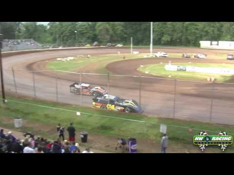6 18 16 Late Models Trophy Dash Cottage Grove Speedway