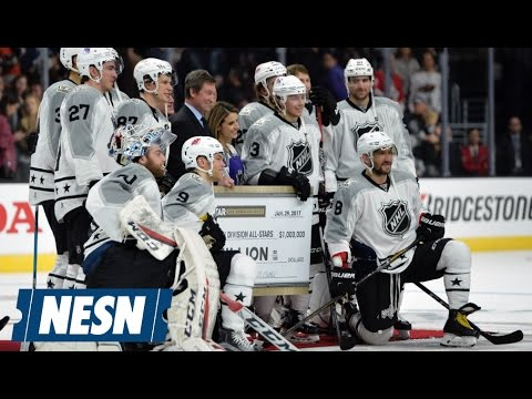 Metropolitan Division Wins The NHL All-Star Game
