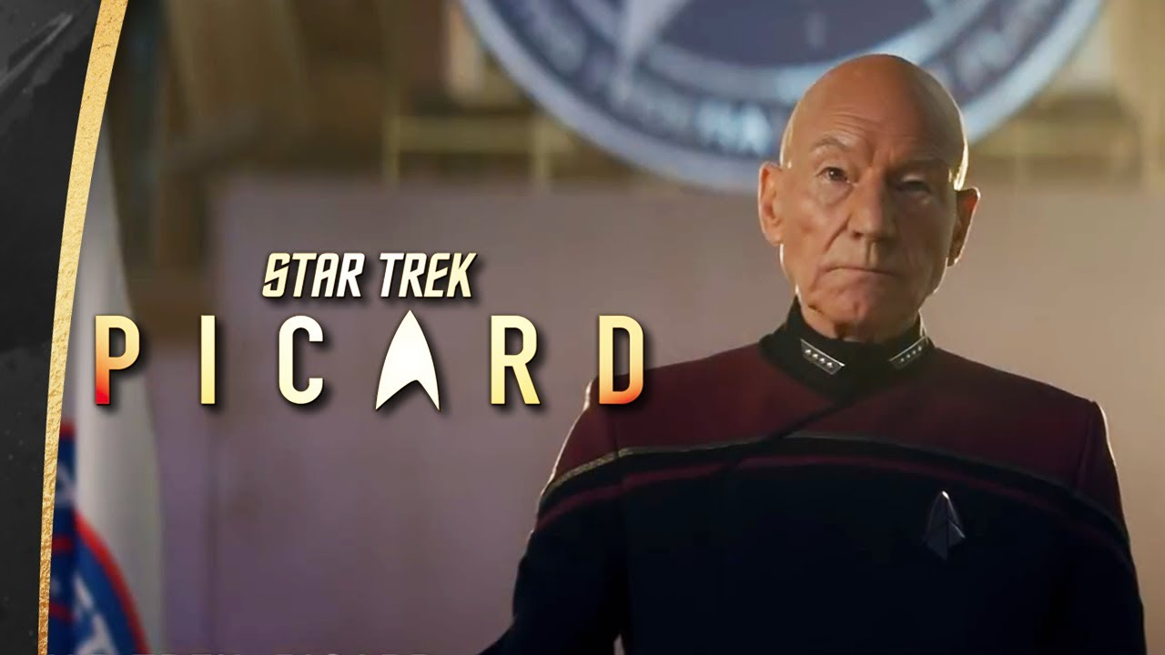 Star Trek Picard - Season 2 TRAILER Breakdown & Analysis!