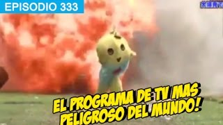 El Programa mas peligroso de la Tv! #whatdafaqshow