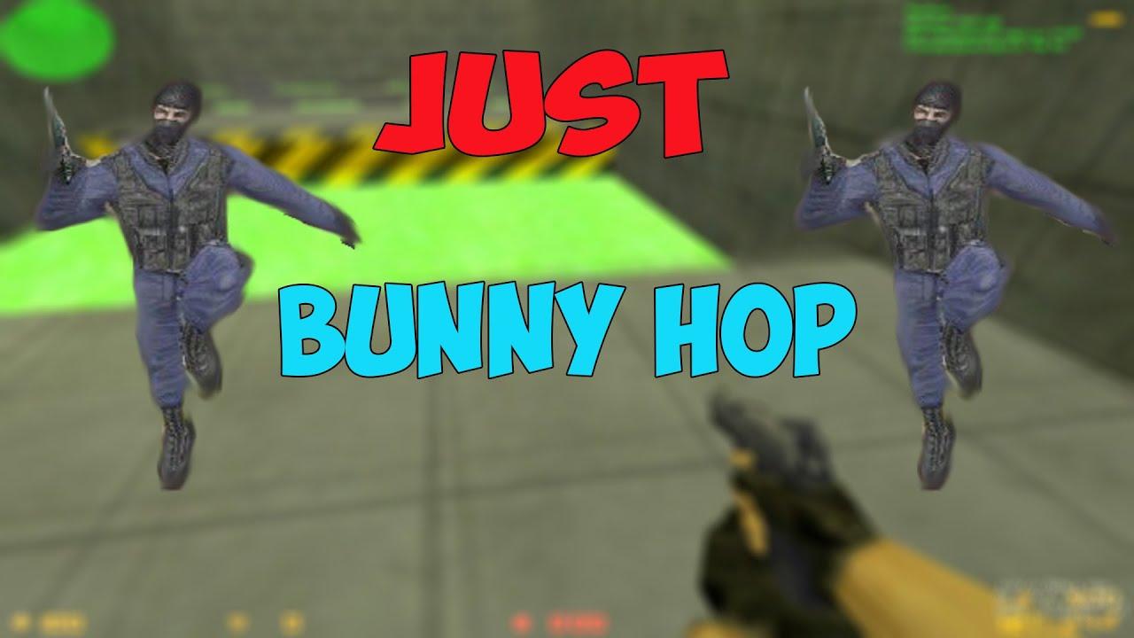 how to bunny hop dance
