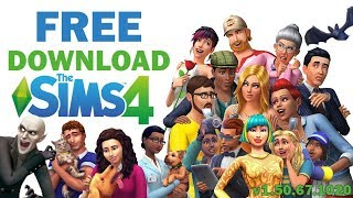 The Sims 4 [1.50.67.1020] Deluxe Edition + All Expansions (including StrangerVille Add-on)