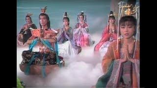 Hà Gia Kính/ Kim Siêu Quần trong phim Nữa Cõi Sơn Hà 1988 tập 1