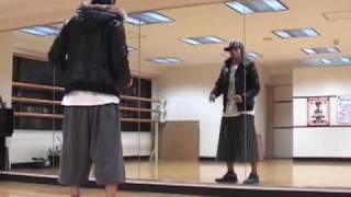 ヒップホップダンス 基本 初心者 hiphop dance lesson