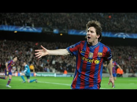 Lionel Messi - Passing Genius