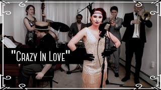 Скачать Crazy In Love Beyonce 1920s Great Gatsby Cover By Robyn Adele Anderson