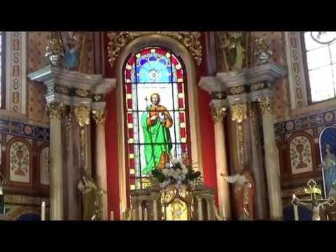 Msza św. odpustowa w kościele św. Jana Chrzciciela w Ołdrzychowicach Kłodz 24 czerw 2016 r