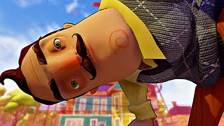 Hello Neighbor DE MINDENT ELLOPOK