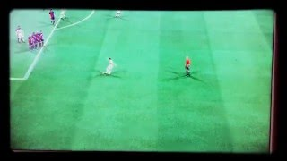 Fifa 16 Freistoß Tor Gareth Bale