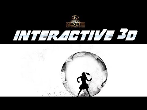 Interactive Video by Zenith Dance Company/  New Delhi/ Mumbai/ India
