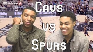 CAVS LOSE FIRST SEED! CLE Cavs vs SA Spurs 3/27/17 FULL HIGHLIGHTS AND REACTION!