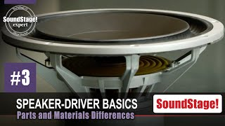 Part 3: Parts & Materials Differences - Speaker-Driver Basics - SoundStage! Expert (March 2021)
