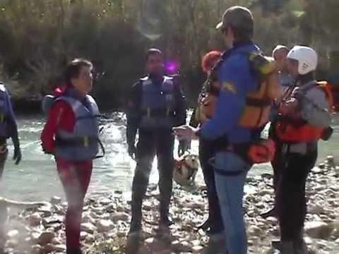 """Patrick Rafting Center & Journeys & Events"" - Season 2004 - River Rescue Contest"