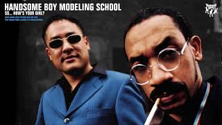 Handsome Boy Modeling School - Once Again Here to Kick One For You