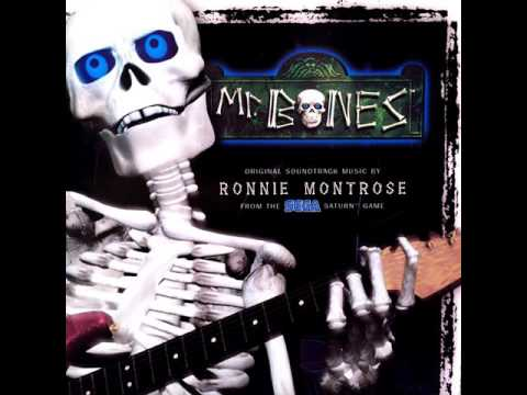 Mr. Bones - Full Original Soundtrack [Sega Saturn - Ronnie Montrose]