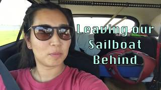 Leaving our sailboat behind - Traveling from Texas to Florida to buy a sailboat sight unseen