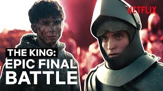 Timothée vs Robert | The Epic Battle from The King I Netflix