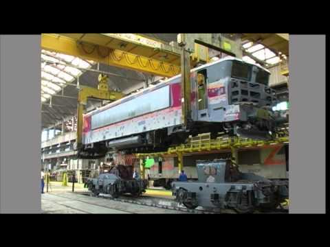 Les locomotives électriques BB 7200 / 15000 / 22200
