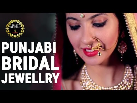Fancy Punjabi Jewelry | Bridal Collection | Fashionable Tips