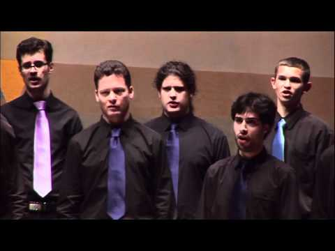 Charles Ives: The Sixty Seventh Psalm - Jerusalem Academy Chamber Choir, Israel