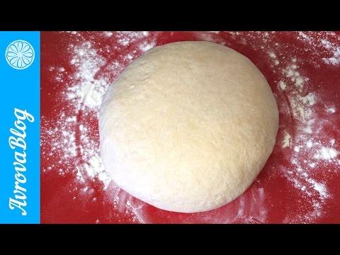 Хлебное тесто  на закваске из пшеничной муки 2 сорта