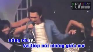 Karaoke Bất chợt một tình yêu Quốc Minh