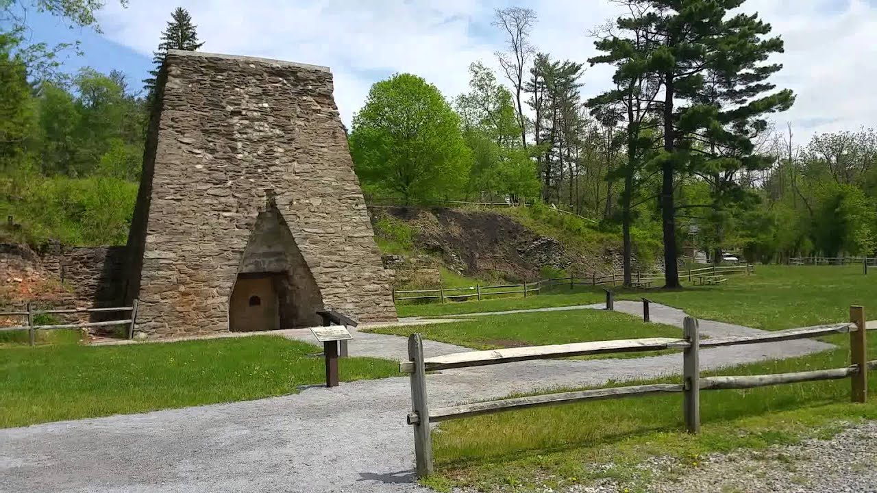 top places to visit in pennsylvania - Pine Grove Furnace ...