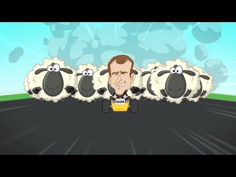 Djanta - Election Time [Official Music Video – Clip Officiel]