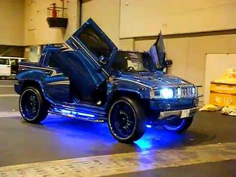 HUMMER H2 the best car in the world - YouTube
