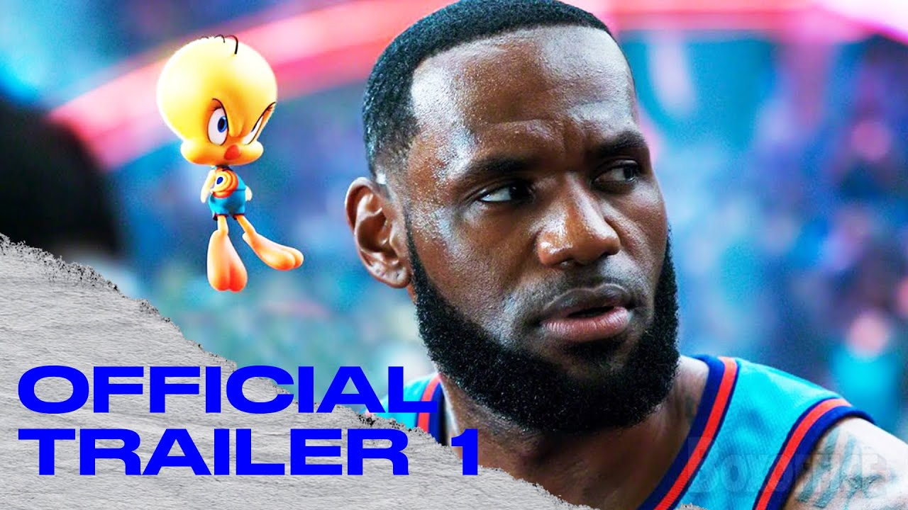 'Space Jam: A New Legacy' Trailer: LeBron James Makes His Slam ...