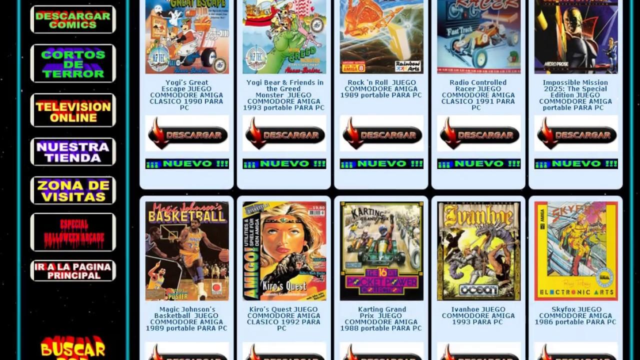 juegos de pc 64 descargar