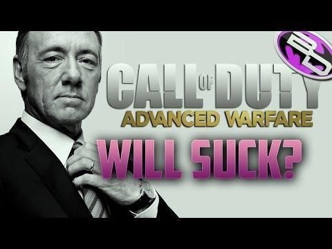 Will Advanced Warfare Be Bad? (Call of Duty Advanced Warfare)