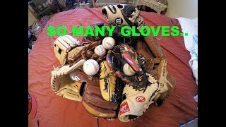 2017 Glove Collection Part 2!    ABOUT TIME