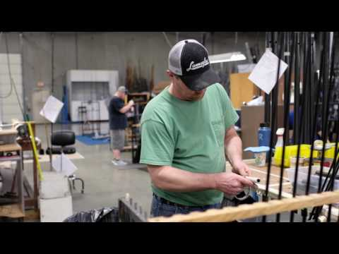 Hand-Made Fishing Rods | Lamiglas Fishing Rods