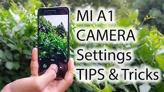 Xiaomi Mi A1 Best Camera Settings | Tips and Tricks