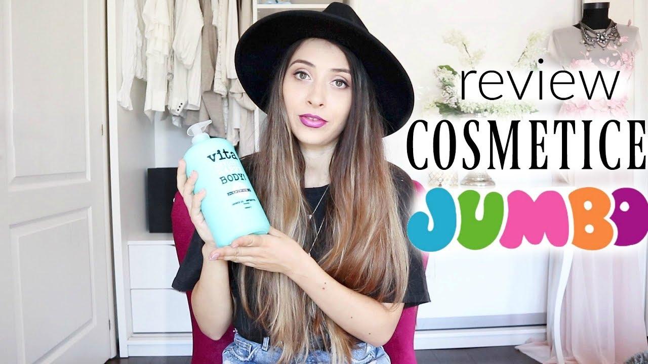 Review Cosmetice Jumbo Ieftin Si Bun Sau Ieftin Si Prost Youtube
