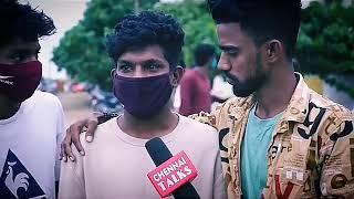 Kanave Kanave BGM ❤️ Pure Love ❤️ Chennai Talks whatsapp status | Chennai Talks | Love Failure