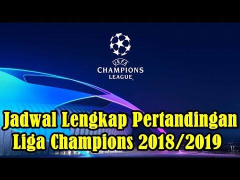 WAJIB CATAT!!! Jadwal Lengkap Pertandingan Liga Champions 2018/2019 Mp3