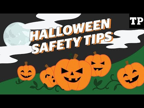 10 ways to have a safe and fun halloween
