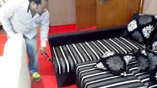 Instyle Interiors Review Mumbai Vasai Sofa Cum Bed