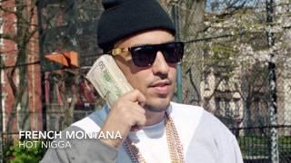 RaF3 Feat French Montana | Bobby Shmurda | Hot Nigga (Remix)