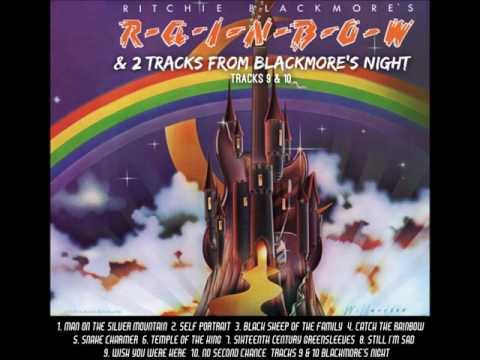 RAINBOW...THE FIRST ALBUM & 2 BLACKMORE'S NIGHT TRACKS
