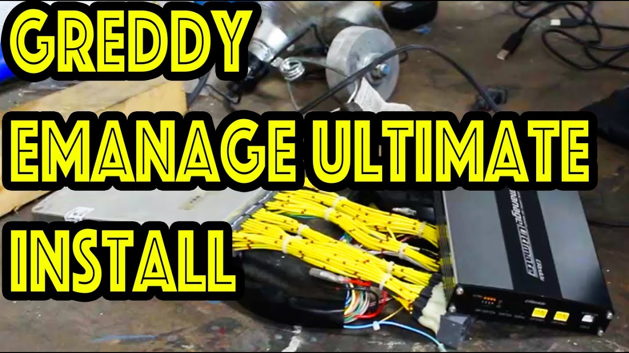 drift missile build pt12 how to install greddy emanage ultimate rh youtube com greddy emanage ultimate user manual greddy emanage ultimate user manual
